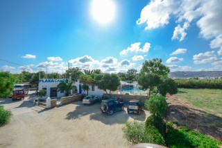 accommodation plaka camping swimming pool-16